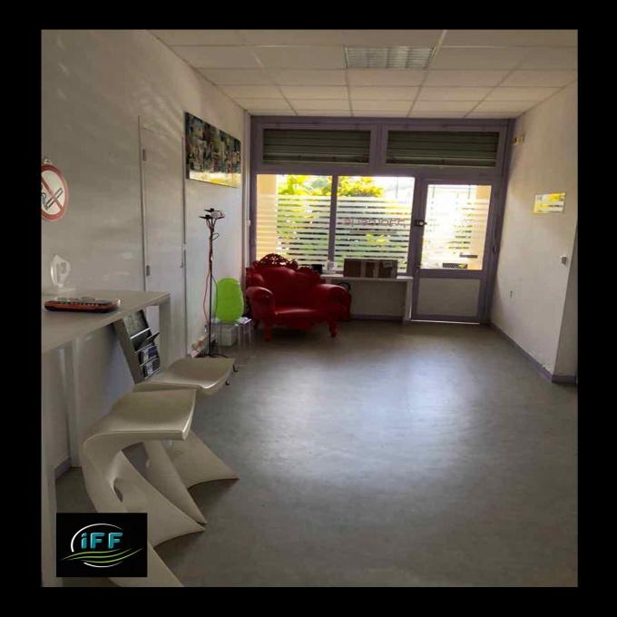 Vente Immobilier Professionnel Bureaux Saint-Denis (97400)