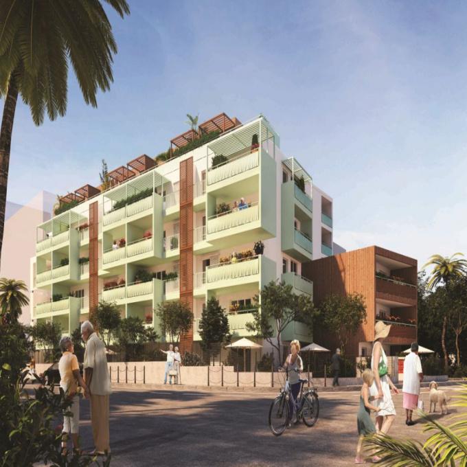 Programme neuf Appartement Saint-Denis (97400)