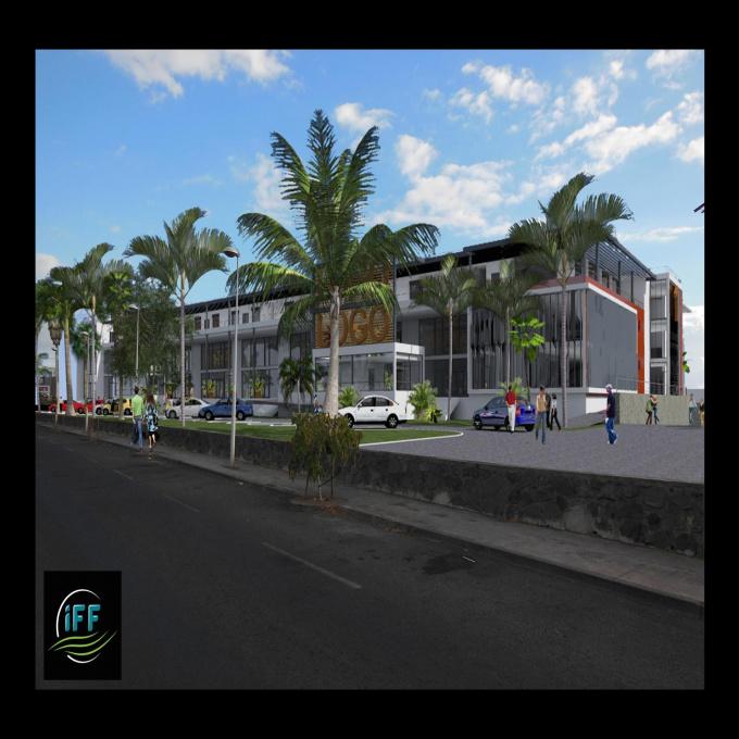 Location Immobilier Professionnel Bureaux Saint-Paul (97460)