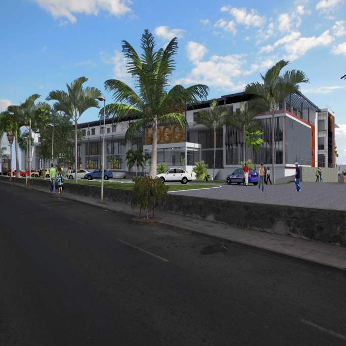 Location Immobilier Professionnel Entrepôt Saint-Paul (97460)