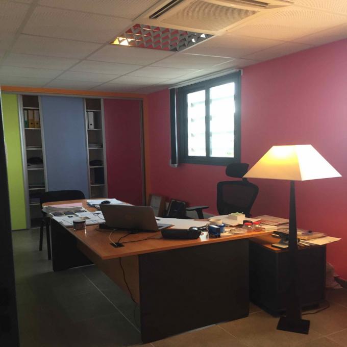 Location Immobilier Professionnel Bureaux Sainte-Clotilde (97490)
