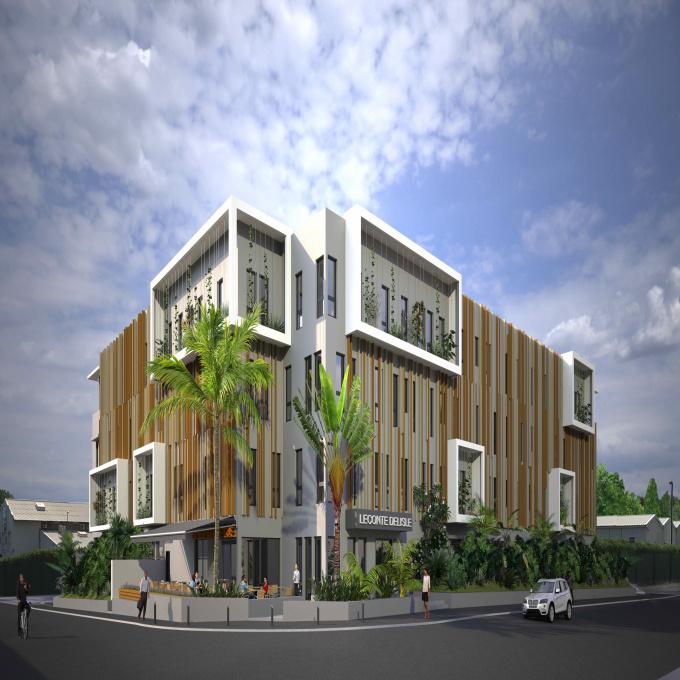 Location Immobilier Professionnel Bureaux Port (97420)