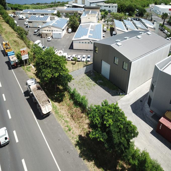 Location Immobilier Professionnel Entrepôt Port (97420)